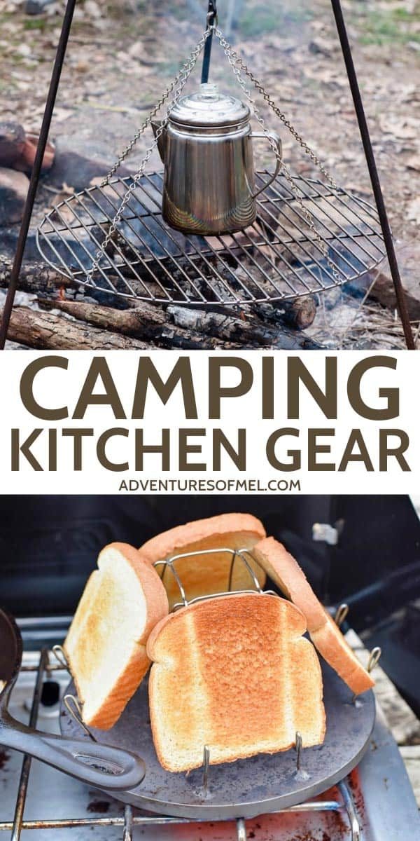 Camping kitchen essentials - the ultimate guide