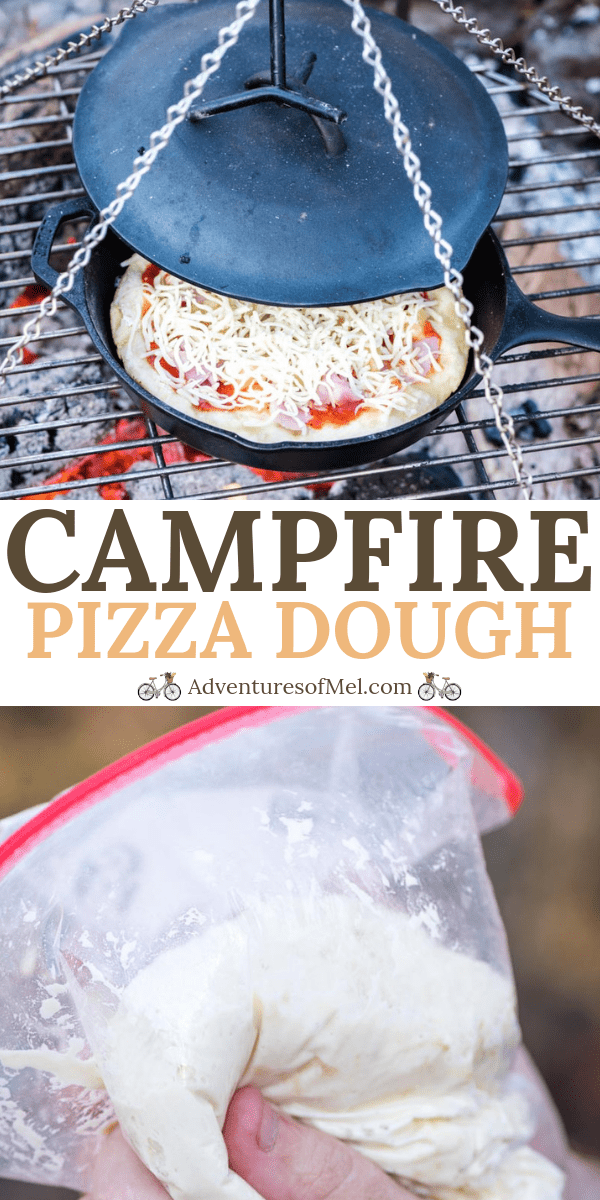 easy campfire pizza dough recipe