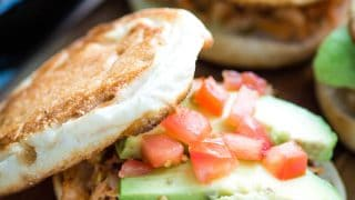 Quick and Easy Grilled Taco Tuna Melt