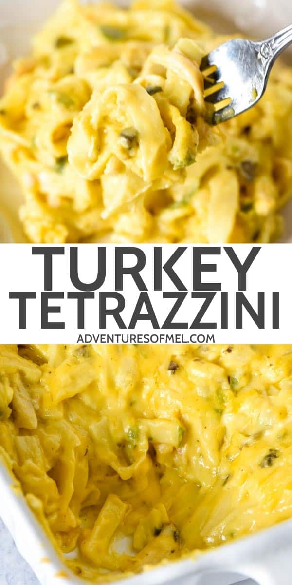 cheesy turkey casserole with pasta recipe