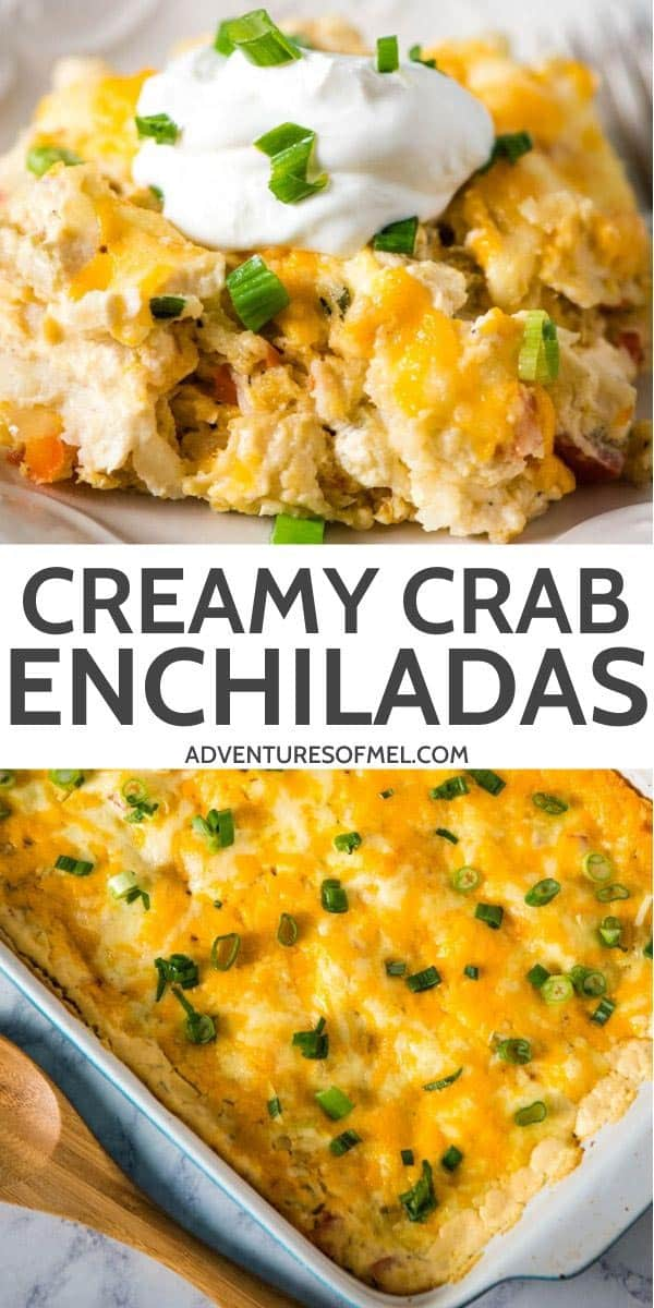 crab enchilada recipe