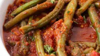 Instant Pot Lebanese Braised Green Beans