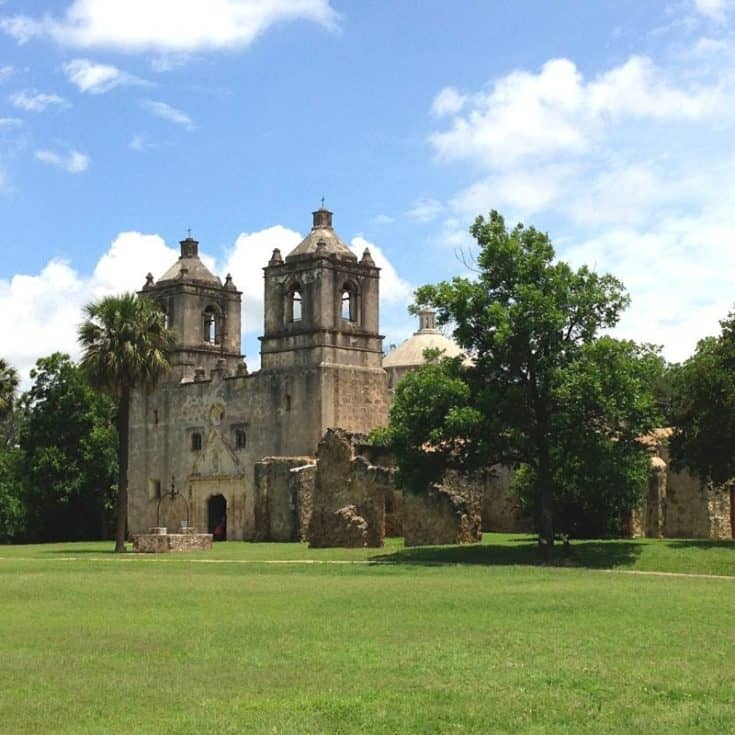 San Antonio Missions National Historical Park: Mission Concepción