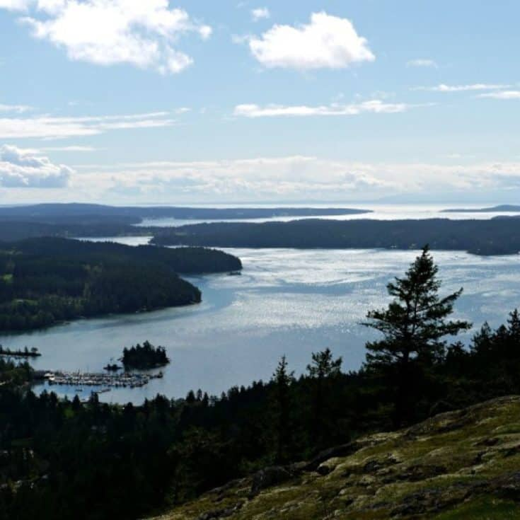 Orcas Island: The Most Relaxing Vacation Spot in the Pacific NW