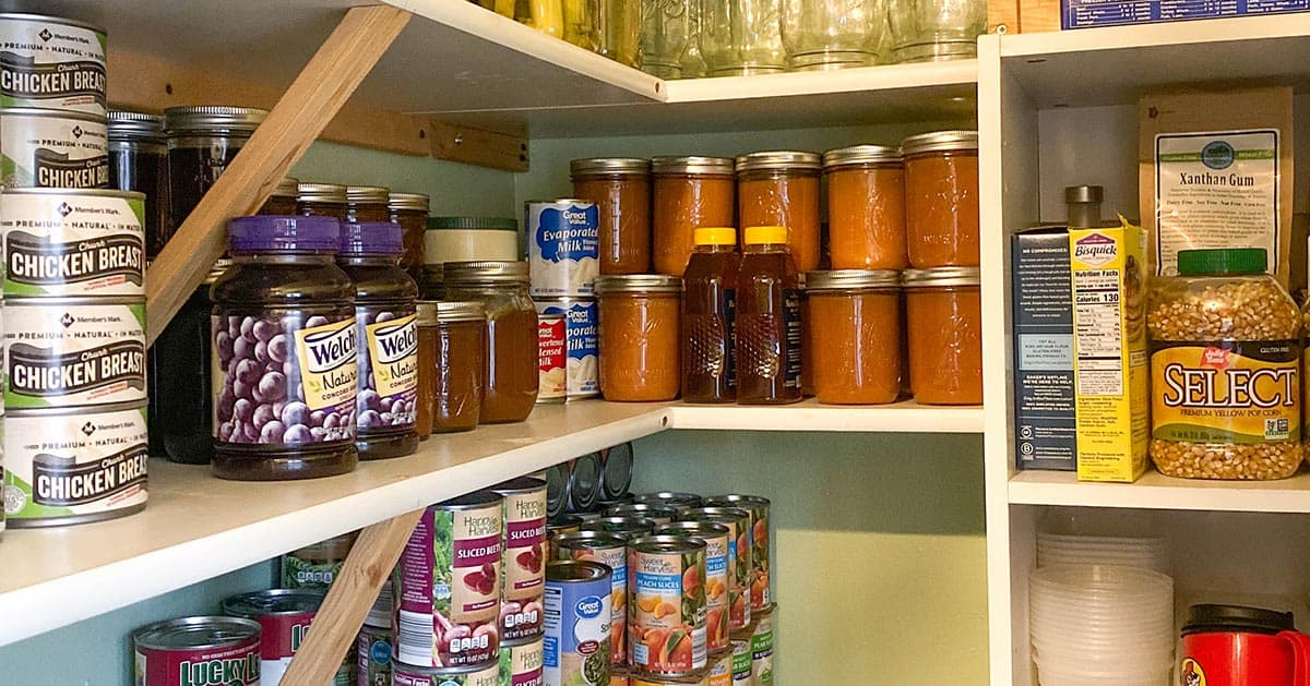 Beginner S Guide To Stocking A Working Prepper Pantry Adventures Of Mel