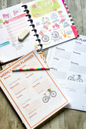 How to Make a Weekly Meal Plan from Your Pantry