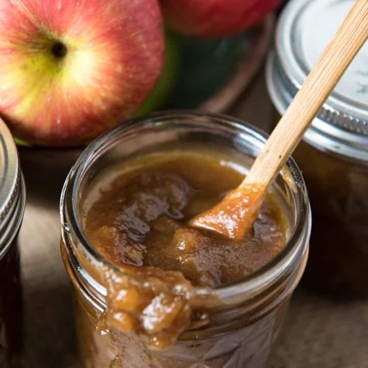 Homemade Stovetop Apple Butter Recipe