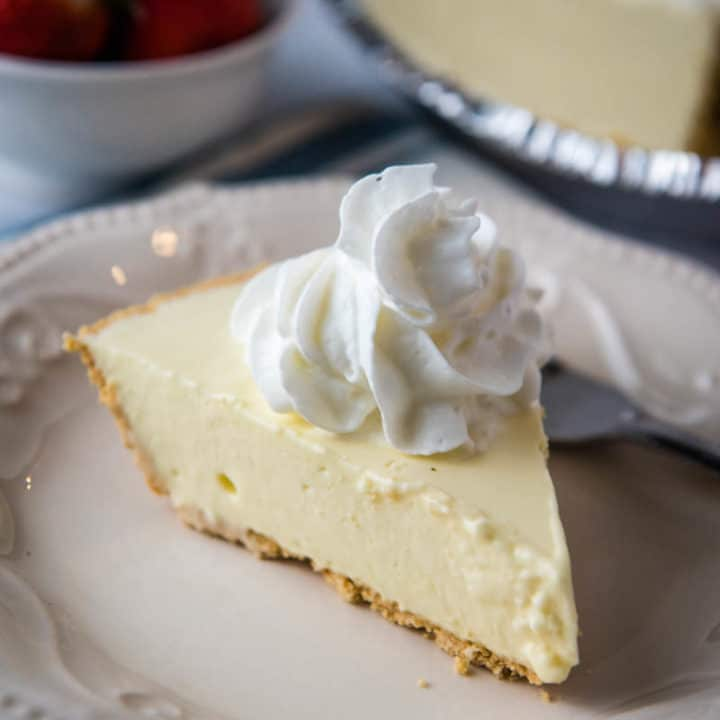 Easy Homemade Jello No Bake Cheesecake